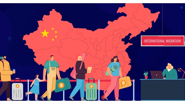 China's Bitcoin Miners Exodus to the West.