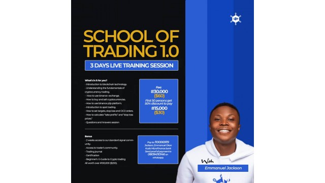 Students Review on School of Trading 1.0: 3Days Live Trading (15th July)